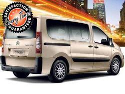 Citroen Dispatch Combi Van