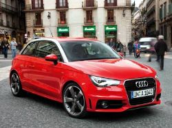 Audi A1 (Nearly New)