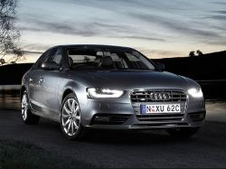 Audi A4 (Nearly New)