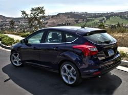Ford Focus (Nearly New)