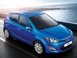 Hyundai i20 (Nearly New)