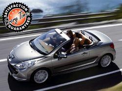 Peugeot 207 Coupe Cabriolet