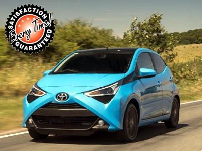 Toyota Aygo No Deposit Lease