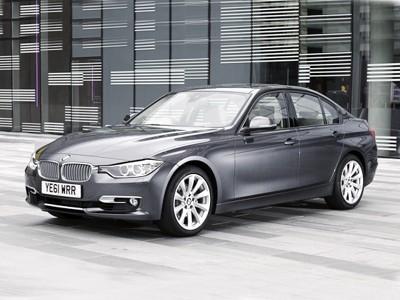 BMW 3 Series (Ex Demo)
