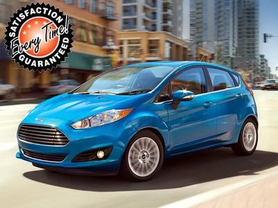 Ford Fiesta Car  Leasing