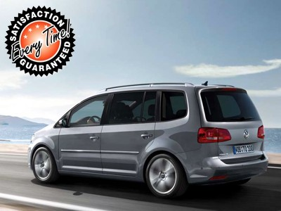 VW Touran No Deposit Car Leasing
