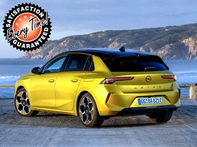 Vauxhall Astra Car 