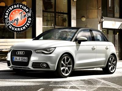 Audi A1 Car Leasing