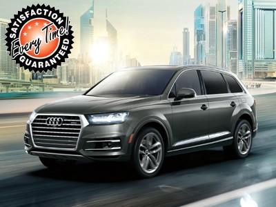 Audi Q7 Car  Leasing