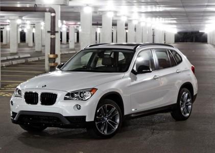 BMW X1 (Nearly New)