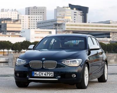 BMW 1 Series (Nearly New)