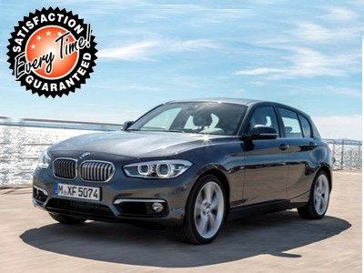 BMW 1 No Deposit Lease