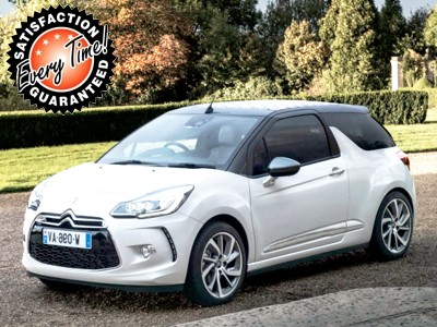 Citroen DS3 Car 