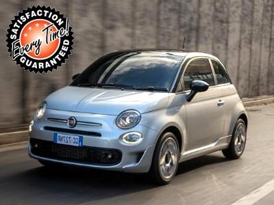 Fiat 500 Car  Leasing