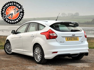 FORD FOCUS No Deposit Lease