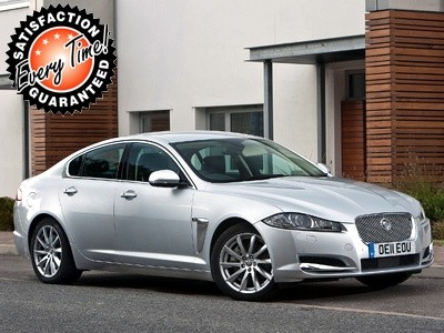 Jaguar XF Automatic
