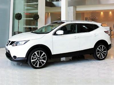 Nissan Qashqai (Nearly New)