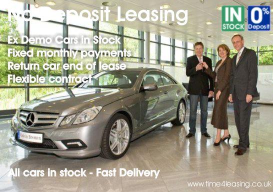 Car Leasing Sheffield No Deposit
