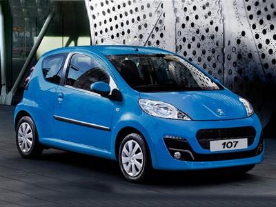 Peugeot 107 (Ex Demo)