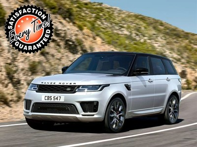 Land Rover Range Rover Sport Car 