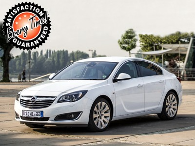 VAUXHALL Insignia No Deposit Lease