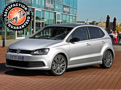 VW Polo No Deposit Lease
