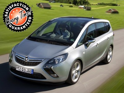 Vauxhall Zafira Car 